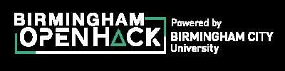 Birmingham Open Hack
